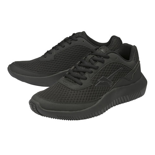 Gola Wexford Lace Up Trainer (Size 10) - Black