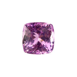 Kunzite (Cushion 14.5x14.5 Faceted 3A) 16.660 Cts