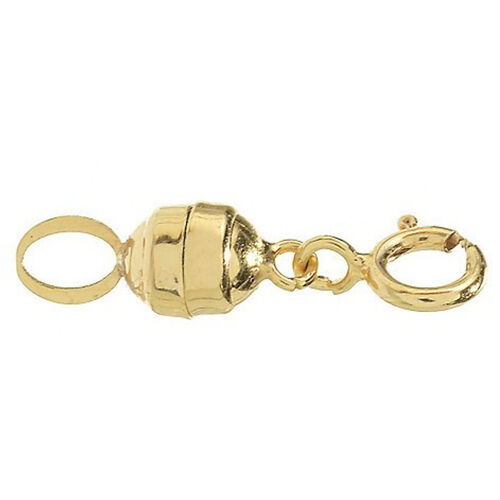 Magnetic Clasp in 9K Yellow Gold
