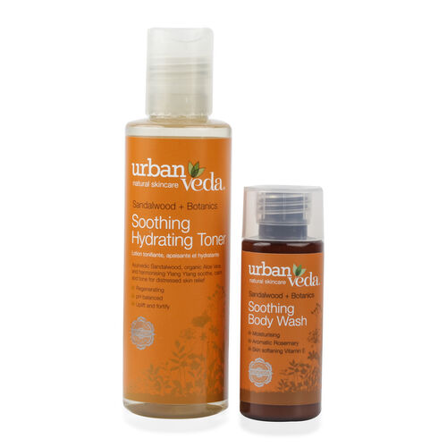 URBAN VEDA- Soothing Hydrating Toner- Estimated delivery within 5-7 working days