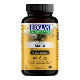 Bioglan Superfoods: Organic Maca Capsules - 60