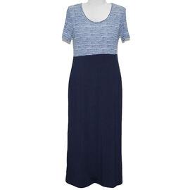 Short Sleeve T Shirt Maxi Dress