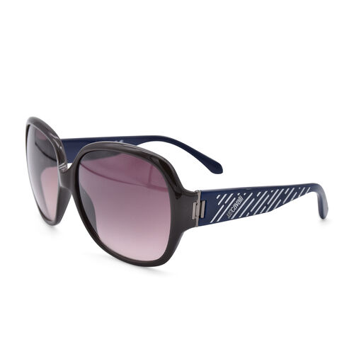 JUST CAVALLI Brown and Blue Sunglasses