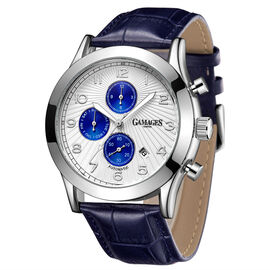 Limited Edition - GAMAGES OF LONDON Hand Assembled Infantry Automatic Steel - 45mm - Water Resistant
