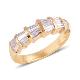 18K Yellow Gold ILIANA  Diamond Ring 0.85 Ct Diamond SGL Certified SI GH.