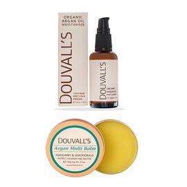 Douvalls: Argan Oil - 50ml & Multi Balm - 100g