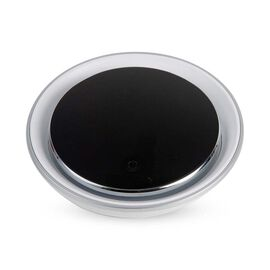 Portable Air Purifier with USB Cable  - White and Black