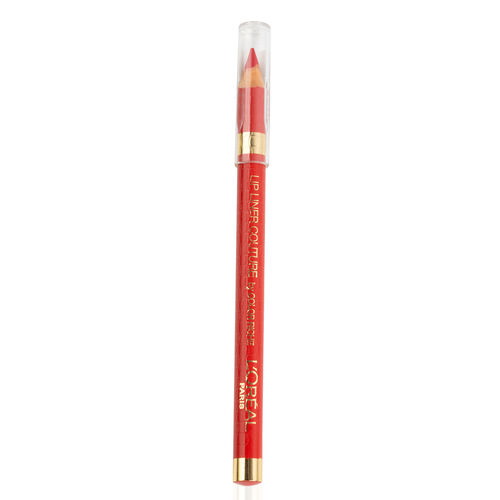 LOREAL Paris Midnight In Paris Lipstick and Lipliner (Red) Giftset For Her