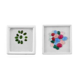 102.50 Ct Multi Gemstones MIX Fancy