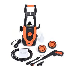 Multi Purpose High Pressure Cleaner with Adjustable Nozzle and Automatic On/Off Switch (Size 33.2x26