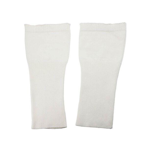 Set of 2 - Elbow Sleeves (Size 33x12 Cm) - White