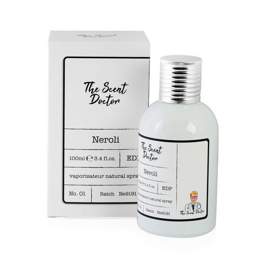 The Scent Doctor: Neroli Eau De Parfum - 100ml Unisex