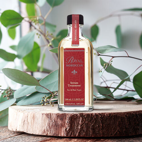 Royal Moroccan: Hair Serum (For All Hair Types) - 100ml