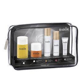 Babor: Skinovage Travel Set (Incl. Hy-Ol - 50ml, Phytoactive Base - 30ml, Oxygen Energising Cream - 15m, Anti-Wrinkle Eye Cream - 5ml & Moisture Plus Serum - 10ml)