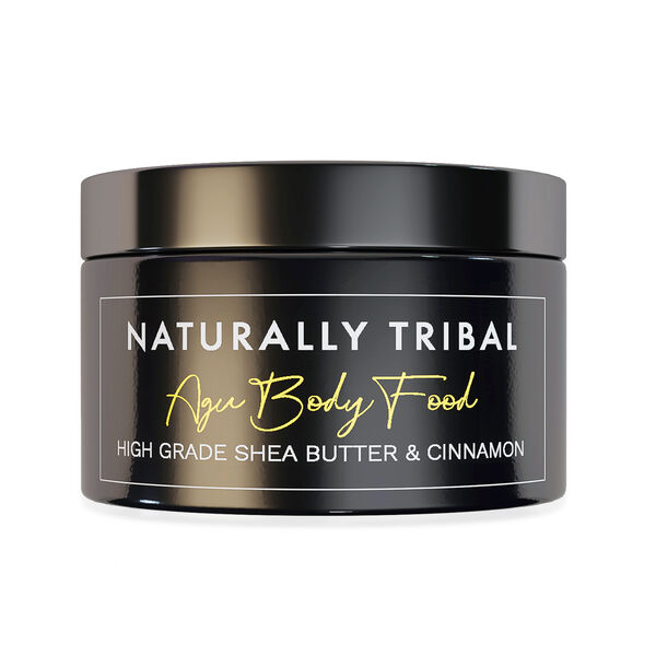 Anti Microbial and Anti Ageing Naturally Tribal AGU Mens Body Food 200g