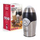 Compact Grinder in Stainless Steel (Capacity 50g)