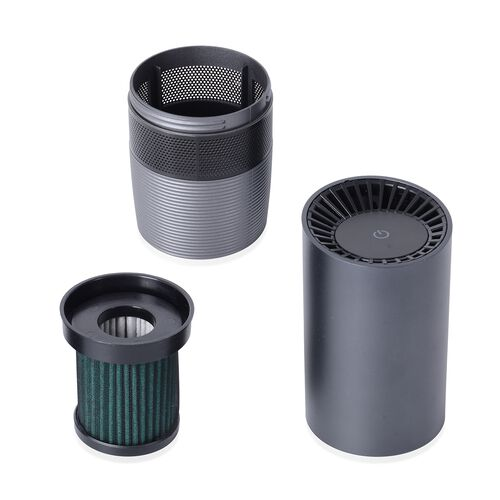 3 Speed - HEPA Filter Air Purifier in Charcoal Colour