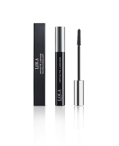 Lola: Infinite Lashes Mascara - Black
