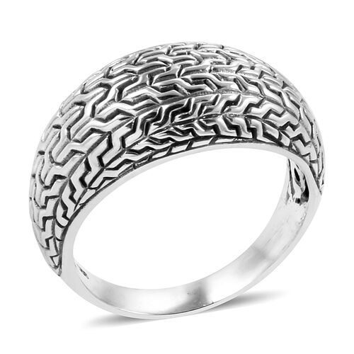 Royal Bali Collection Sterling Silver Ring, Silver wt 5.82 Gms.