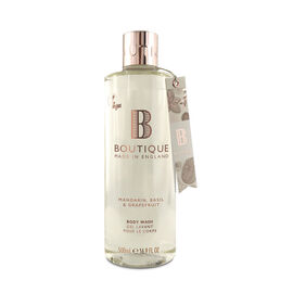 Boutique: Mandarin, Basil & Grapefruit Body Wash - 500ml