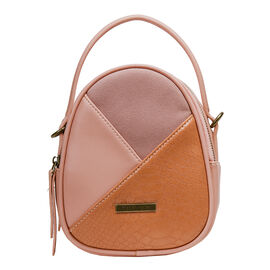 Bulaggi Collection - Livy Crossbody Bag - Peach