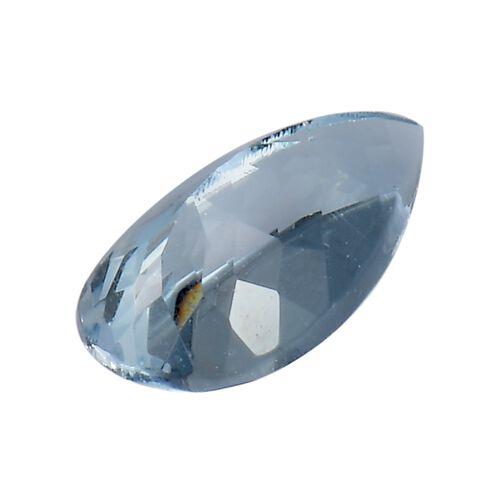 AAA Aquamarine Pear 12x6 Faceted 1.67 Cts