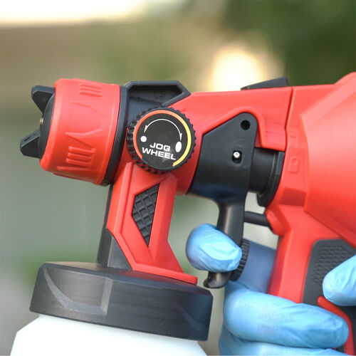 Electric Spray Gun - 550W - with 800ml Capacity Container