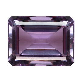 Pink Amethyst  Octagon  20x15mm  20.61 Ct