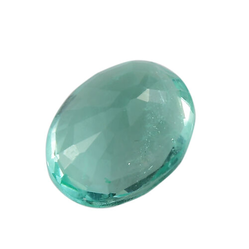 AA Colombian Emerald Oval 9x7 Faceted 1.58 Cts