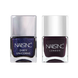Nails Inc: Hampstead High Street - 14ml & Hot to Trot - 14ml