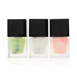 Nails Inc: Baby Kale Collection - 3 x 5ml polishes