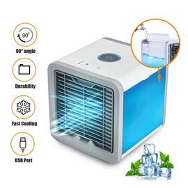 Cool Down 3 In 1 Portable Air Cooler,Humidifier and Purifier With Colour Changing LED