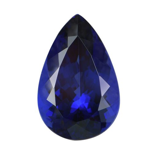 AAAA Tanzanite Pear Cut Faceted 15.830 cts.