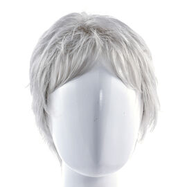 Easy Wear Wigs: Clare - Light Grey