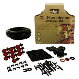 ROLSON 74pc Irrigation System