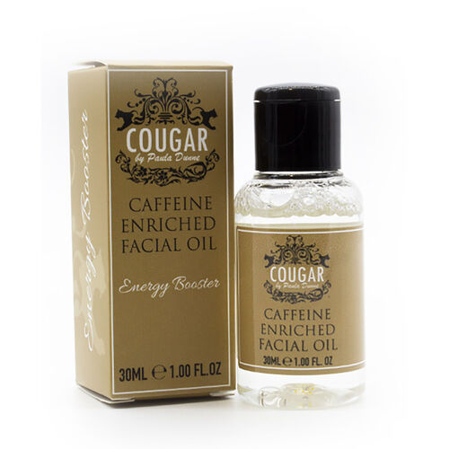 CB&CO: Caffiene Enriched Facial Oil - 30ml