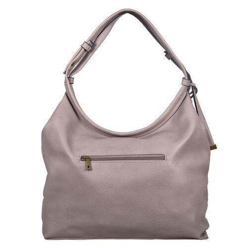 Bulaggi Collection Cracky Hobo/Shoulder Bag - Lilac