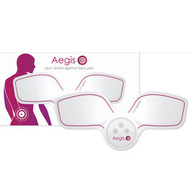 Aegis - Shield Against Back Pain (with 2xGel Pads)