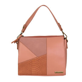 Bulaggi Collection - Livy - Cross-Body Bag With Adjustable and Removable Strap (22x21x09 cm) - Coral