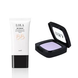 Lola: BB Cream - 30ml and cream Concealer - 06