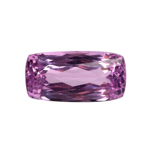 Kunzite (Cushion 20.5x10.5 Faceted 3A) 19.340 Cts
