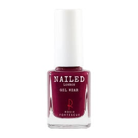 Nailed London: Rosie Fortescue Gel Polish - Berry - 10ml