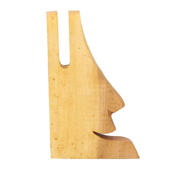 Set of 2 His & Her Wooden Spectacle Holder Material - Pine Wood