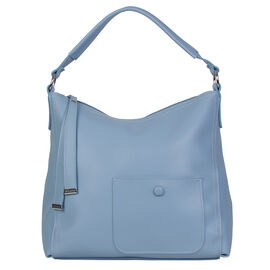 Bulaggi Collection - Alexis Hobo Shoulder Bag - Blue