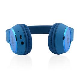 Coda Wireless Headphone With Mic - Blue