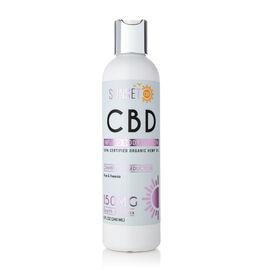 Sunset CBD: Body Lotion Amber Flirtation (Deep Amber & Sugar) - 240 ml (150MG)