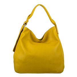 Bulaggi Collection - Deb Hobo Shoulder Bag (Size 32x35x13 Cm) -Yellow