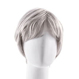 Easy Wear Wigs: Megan - Light Grey