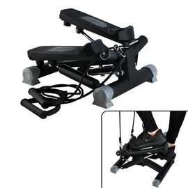 Mini Stepper Foot Pedal and Band Exercise Equipment Battery LR - 44 Requirement (Size 37x39x20Cm) -