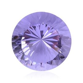 Brilliant Cut Round Shape Crystal Glass Decoration - Kunzite Colour